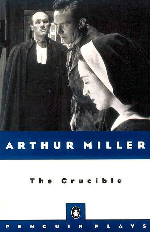 Book the Crucible by Arthur Miller