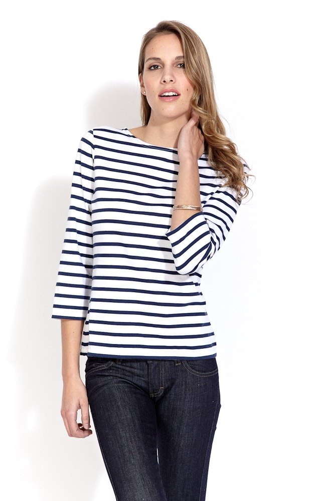 Pin by abigail stone on clothes home weekend pinterest for St james striped shirt