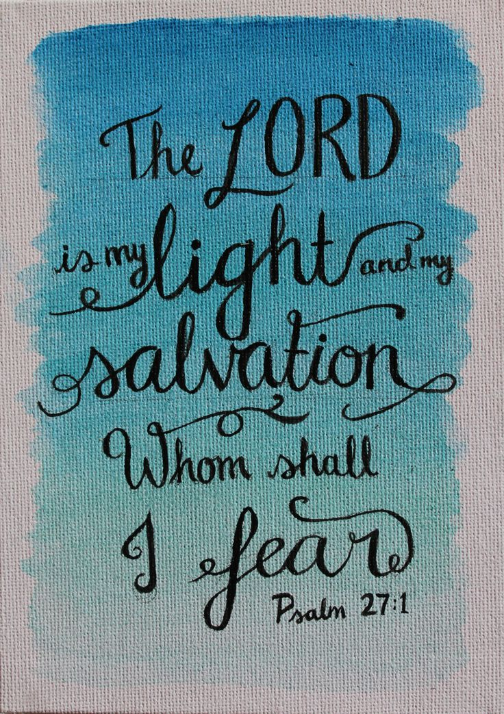 psalm 27 Psalm 27 is the 27th psalm from the book of psalms the psalm is a cry for and ultimately a declaration of belief in the greatness of god and trust in the protection.