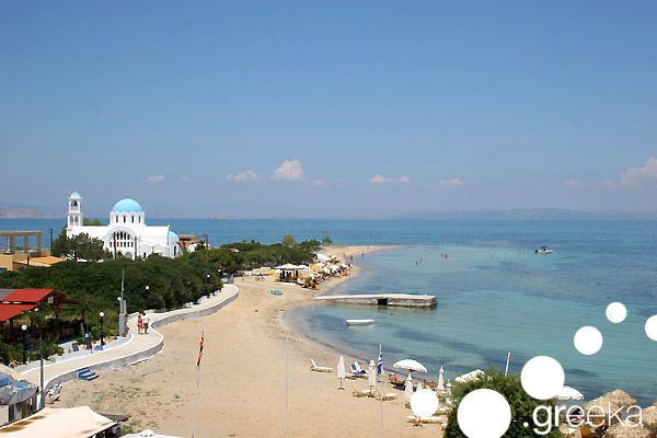 Agistri Island Greece