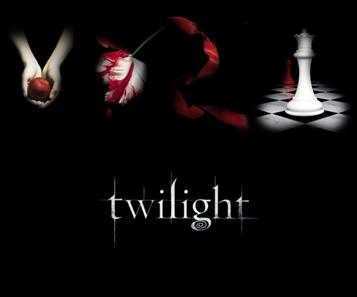 my favorite book twilight saga I love the twilight series they're my favourite books and films i read the first  three in about five days the first time i read new moon, i didn't.