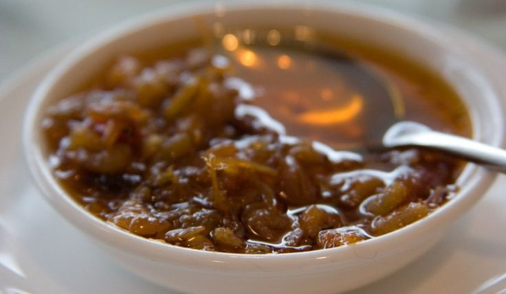 Homemade XO Chinese Sauce Recipe__Levitons homemade XO sauce, a salty ...