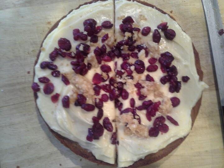 Cranberry bliss bars | Yummies | Pinterest