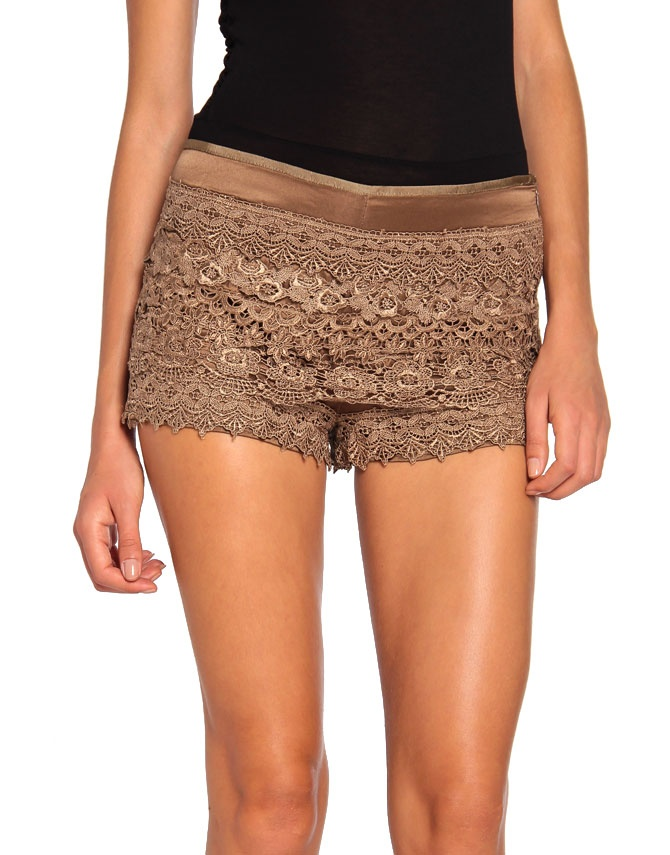 Crochet Shorts - 2020AVE