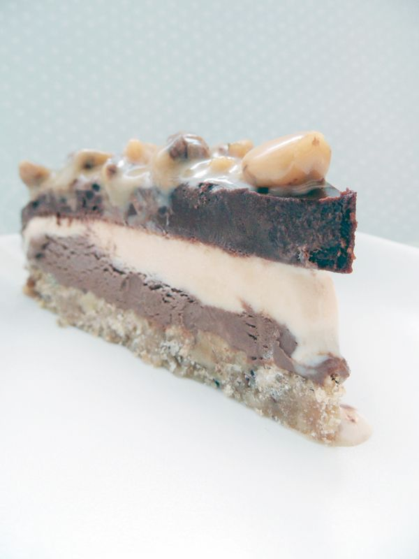 Mocha and Dulce de Leche Ice Cream Pie | Sweet Things From My Blog ...
