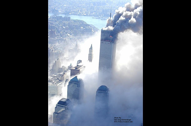 a essay about 9/11