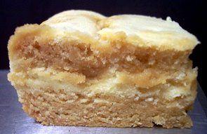 Culinary in the Desert: Cream Cheese Swirl Blondies