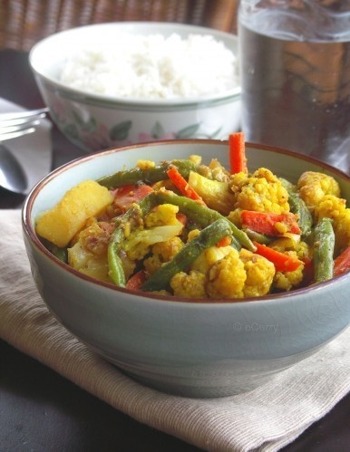 Sweet & Spicy Vegetables | YUM | Pinterest