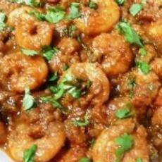 Authentic and Easy Shrimp Curry | Foody Stuff | Pinterest