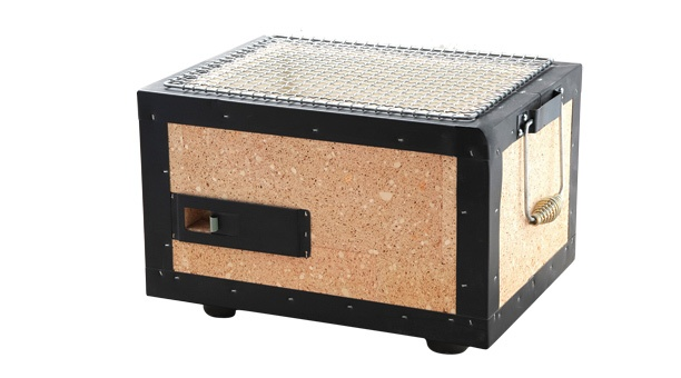 Korin's Charcoal Barbecue Grill