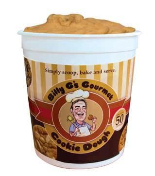 Image result for billy g cookie dough