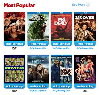 FREE Redbox DVD One Night Rental Promo Code (Valid TODAY ONLY! 8/5 ...