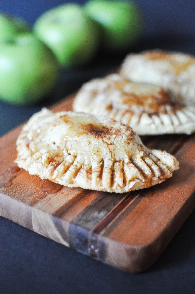 Paleo Fried Apple Pies | Fed+Fit-1