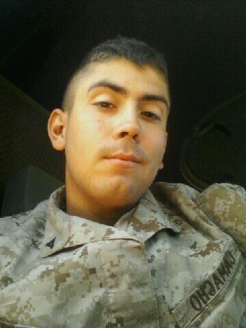 The cutest Marine everrr!