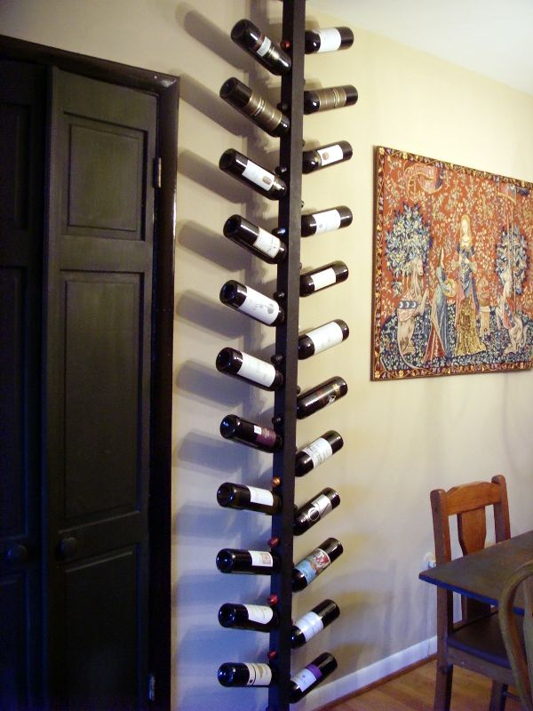 Stinger s home made wine rack wendy cunningham i want this