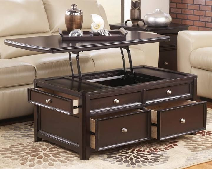 Ashley Furniture Lift Top Coffee Table 720 x 575