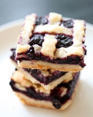 Blueberry-Cream Cheese Pie With Shortbread Crust Recipes — Dishmaps