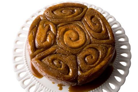 Cardamom-Caramel Rolls (Recipe) | Noms! | Pinterest