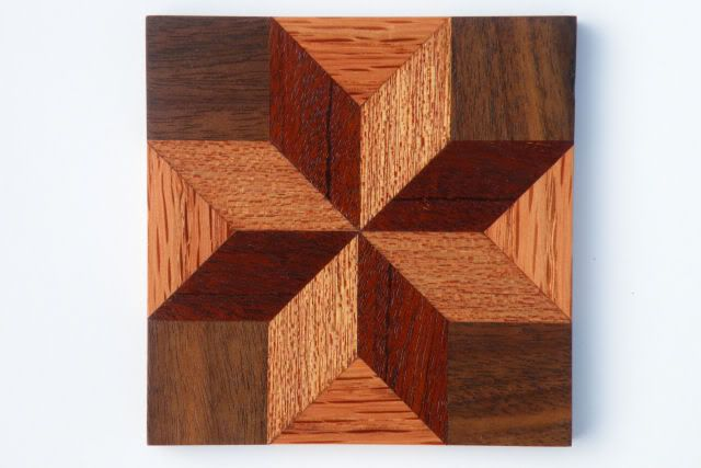 Free 10 Quilt Block Patterns | Quilting with Wood - by Dave Owen ...