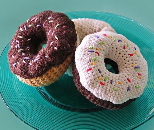 Amigurumi Donut : Crochet donuts Crochet Projects to try Pinterest