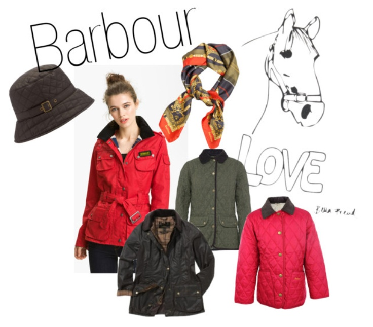 Fall Barbour for Keeneland