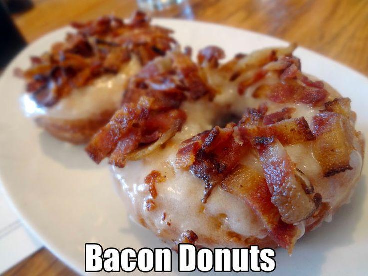 bacon-donuts | BACON!!!!!