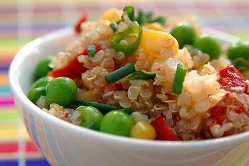 IBS Bi-Quinoa Salad Breakfast | YUMMY | Pinterest