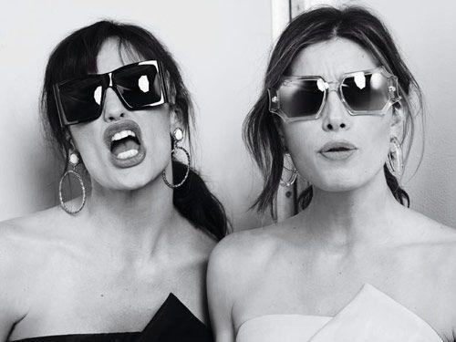 Jennifer Garner & Jessica Biel