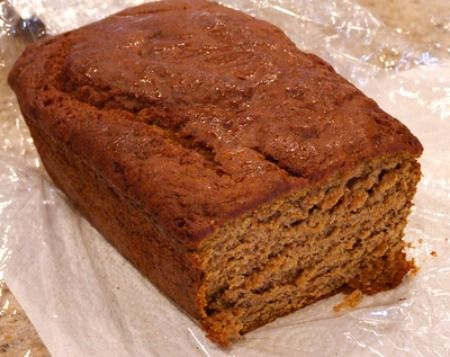 Pumpkin- Banana Nut Bread | Recipe