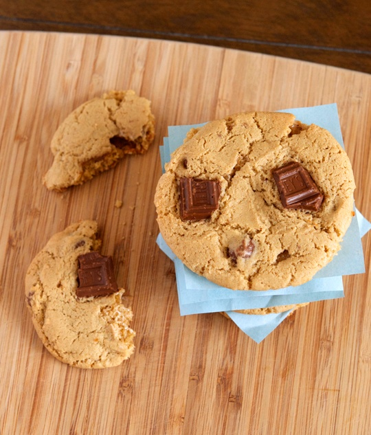 Whole Wheat S'more Cookies | special occasion recipes & dirty ...