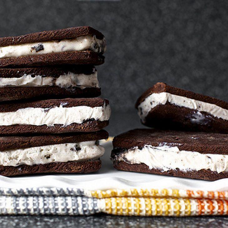 Classic Ice Cream Sandwiches III Recipe | Recipe Ideas | Pinterest