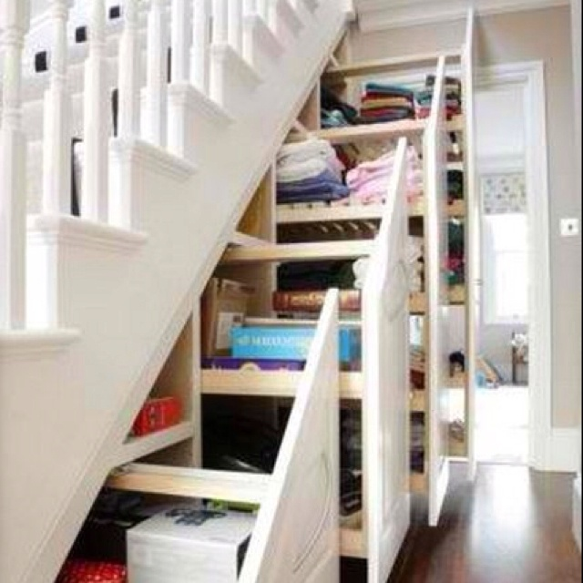 Under Stairs Storage Basement Remodel Pinterest