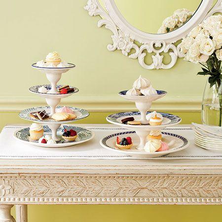 diy mini yummies dessert stands