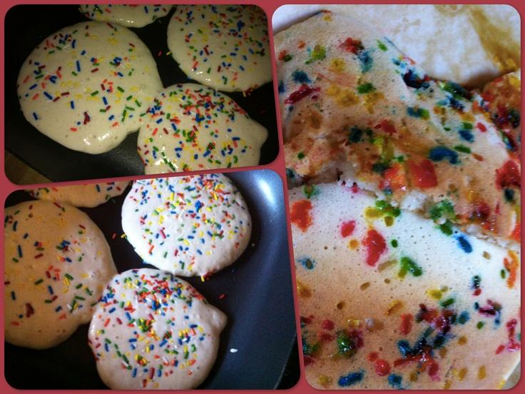 ... rainbow cake rainbow pizza double rainbow pancakes double rainbow