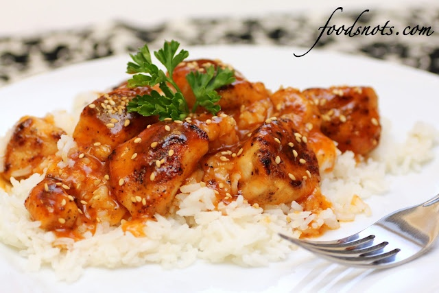 sweet and sour chicken | food | Pinterest