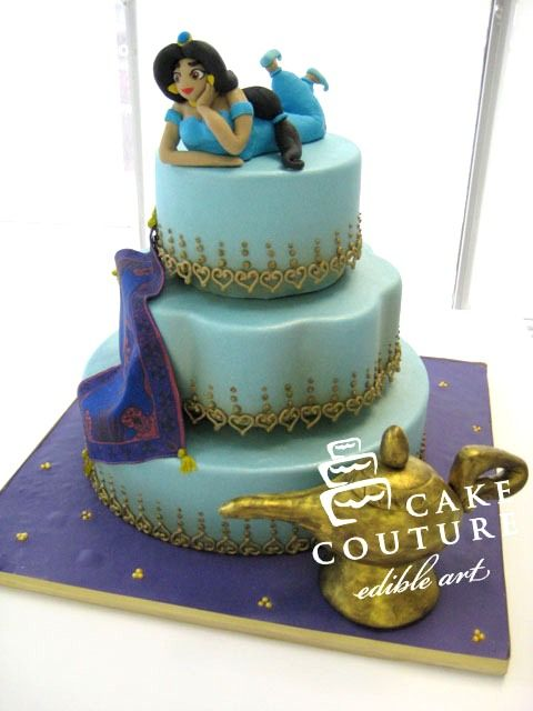 Cake Couture - edible art - Tiered Cakes
