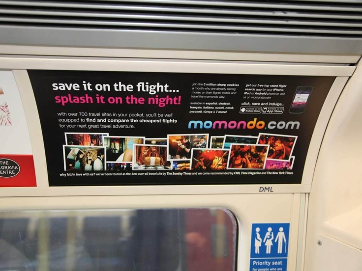Pin by transport media on london tube rail and tram for Advertising companies uk