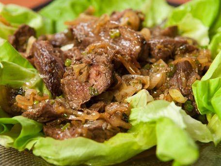 Hanger Steak Salad Recipe