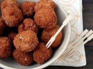 Pork Schnitzel Meatballs | Serious Eats: Recipes - Mobile Beta ...