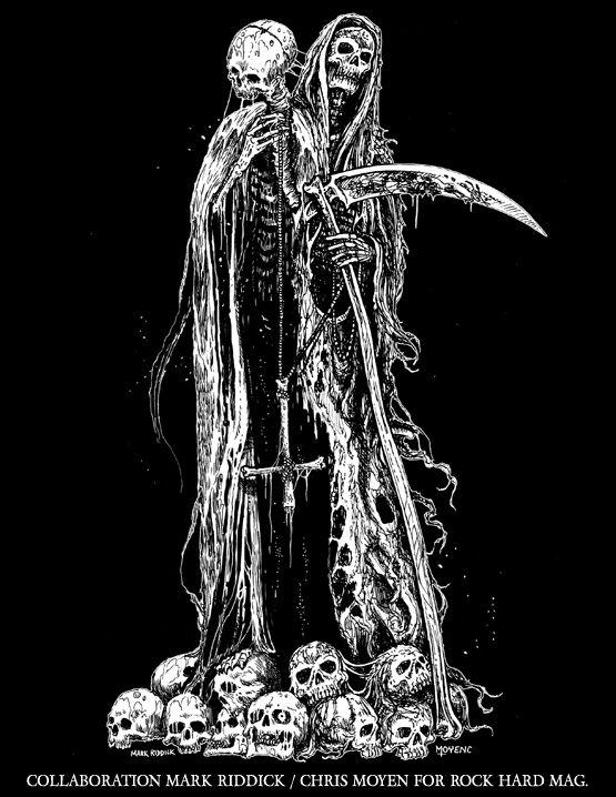 Mark Riddick Art