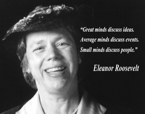 the impact of eleanor roosevelt Kids learn about the biography of eleanor roosevelt, first lady to fdr and civil  and human rights activist.