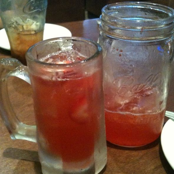 Strawberry Stormy @ Logan's Roadhouse