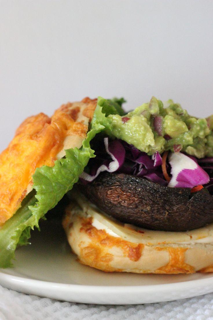 Portobella Mushroom Burger Marinade | Foods worth Eating | Pinterest