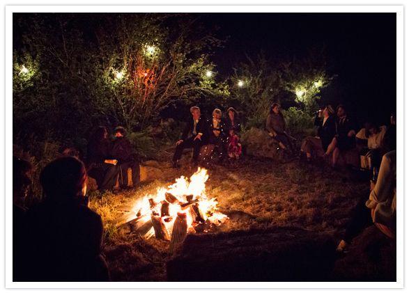 Backyard Bonfire Wedding : More like this camp wedding , bonfires and outdoor receptions