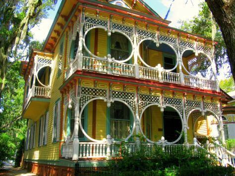 Gingerbread House, Savannah, GA