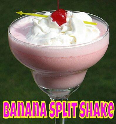 Live Rite Protein Shake: Banana Split