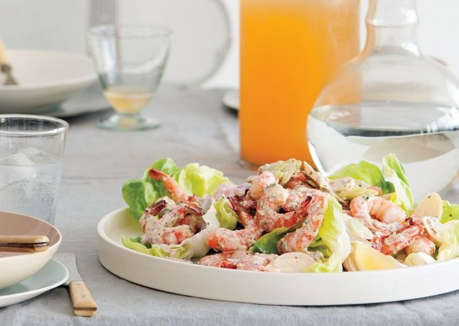 Shrimp and Hearts of Palm Rémoulade | BCBG CHIC CHEF GUIDE ...
