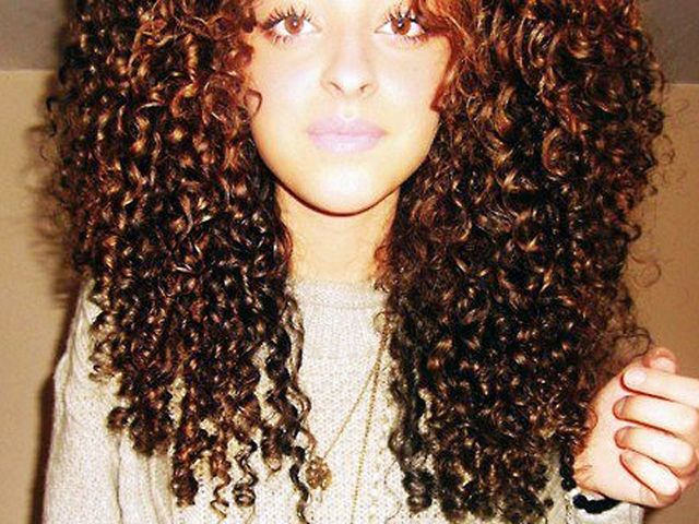 Spiral Perm by 10011011110010110100, via Flickr // @jj sundheim you should get a spiral perm. i'll do it for you.