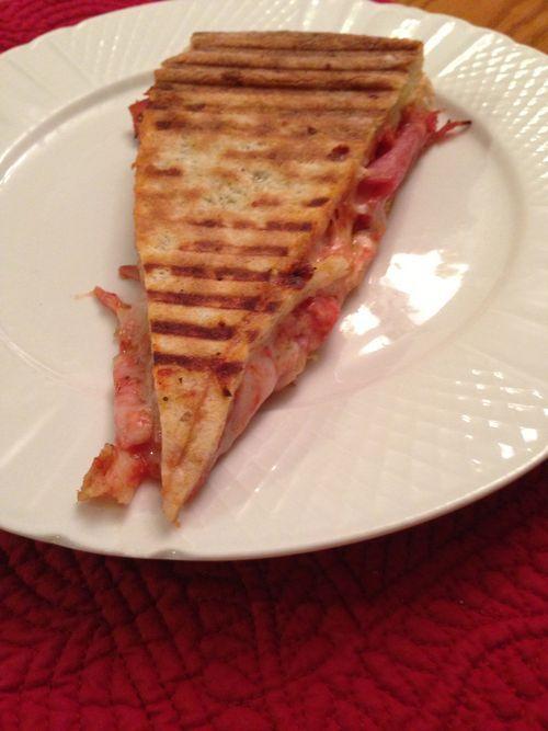 panini grilled pizza panini sandwich recipes dishmaps panini grilled ...