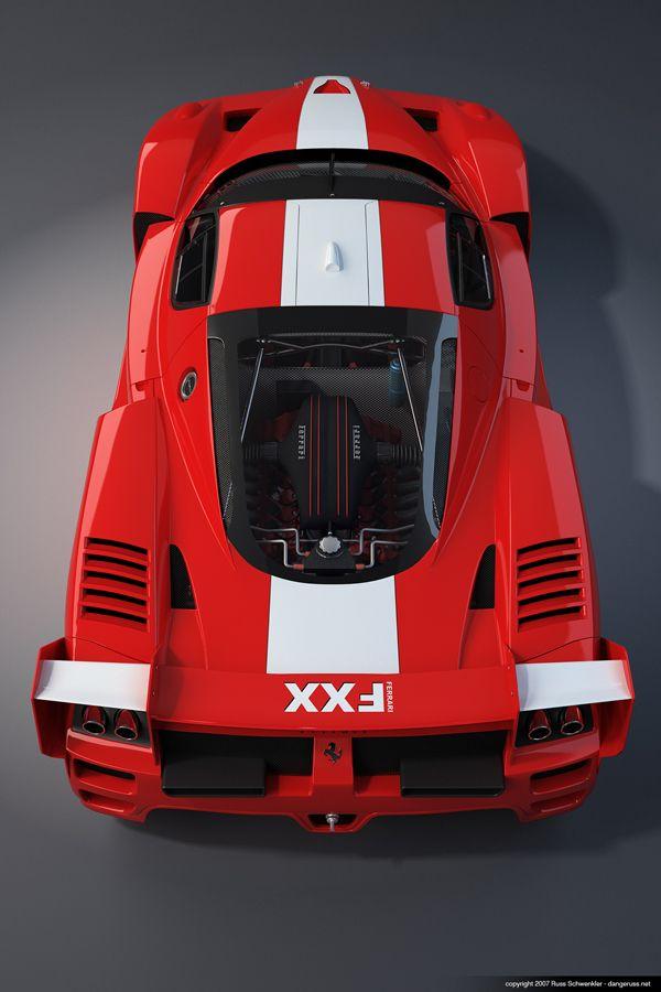 Ferrari FXX www.gamedaymens.com | Game Day Lifestyle | Pinterest